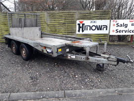 Ifor Williams GX105 trailer